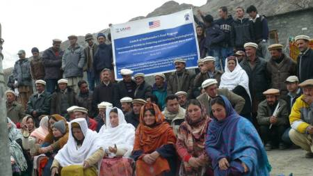 Gojal, Hunza Nagar: Gojal Rural Support Organization (GRSO) to Preserve Wildlife with the help of USAID