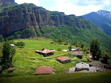 Harijan village, Iran