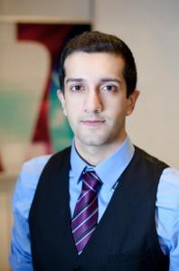 Kamil Karamali: CBC Video Journalist and Radio Reporter