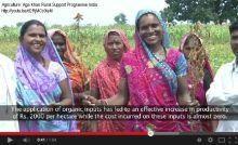 Agriculture: Aga Khan Rural Support Programme India