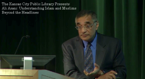 Ali Asani: Understanding Islam and Muslims Beyond the Headlines