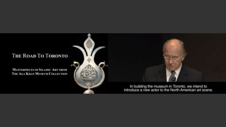 Constellations: Aga Khan Museum - Building a Knowledge Epicenter: His Highness Prince Karim Aga Khan on the choice of Toronto