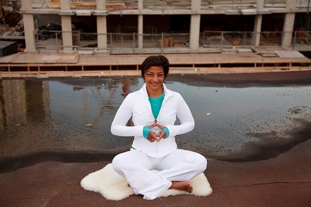 Salimah Kassim-Lakha: Teacher of Kundalini Yoga