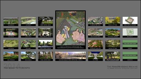 The Road to Toronto (Societal): The vision and rationale behind the Aga Khan's passion for parks and gardens