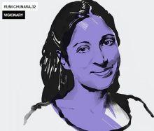 Rumi Chunara: Innovators Under 35 | MIT Technology Review
