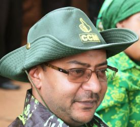 Shaffin Sumar elected to Parliament of Tanzania as MP
