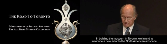 Constellations | Aga Khan Museum – Building a Knowledge Epicenter: His Highness Prince Karim Aga Khan on the choice of Toronto