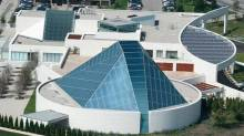 The Ismaili Centre at the Aga Khan Museum. (Tom Arban/Globe & Mail)