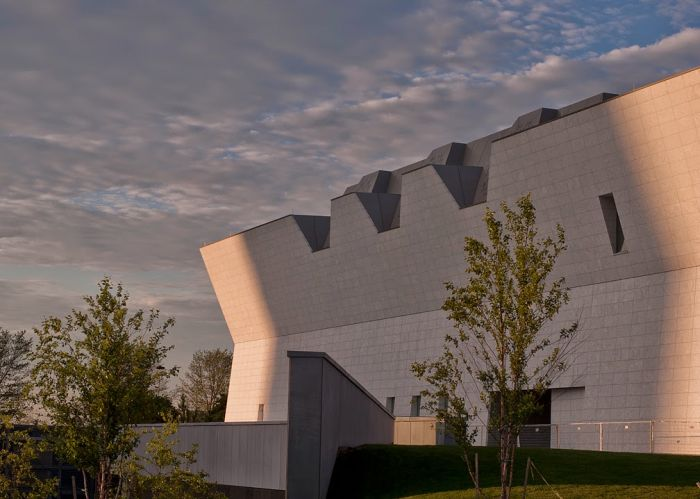 Don Mills Photo Blog: The Aga Khan Museum and The Toronto Ismaili Centre