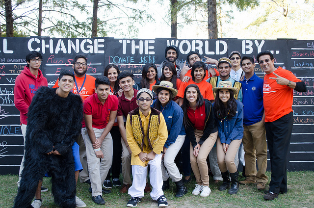 Orlando, Florida takes a step to end global poverty