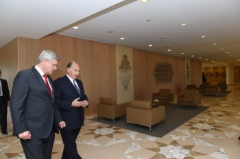 Rizwan Mawani: Illuminating The Ismaili Centre Toronto