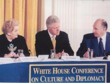 aga-khan-iv-white-house-conference-on-diplomacy