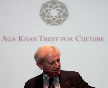 Luis Monreal - Aga Khan Museum Board of Directors