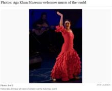 Aga Khan Museum welcomes music of the world