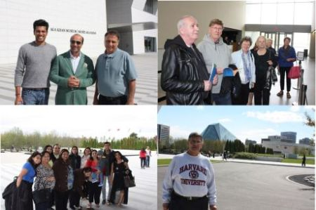 Simerg Photos: Opening Day of the Majestic New Aga Khan Museum