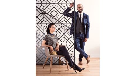 Beyond Homes Duo Alkarim and Majida Devani Talk Work, Decor and Style