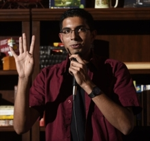 Sohail Chatur: Stand up Comedian