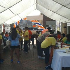 The registration has started in full swing