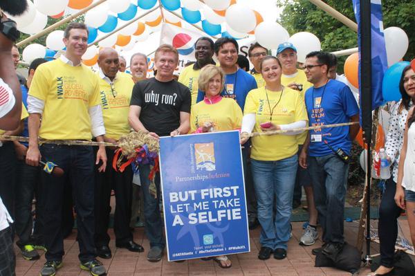 5,500+ People, 40 Schools, numerous Corporate Sponsors raise more than $1.2 Million |AKF USA's PartnershipsinAction Walk/Run in Atlanta