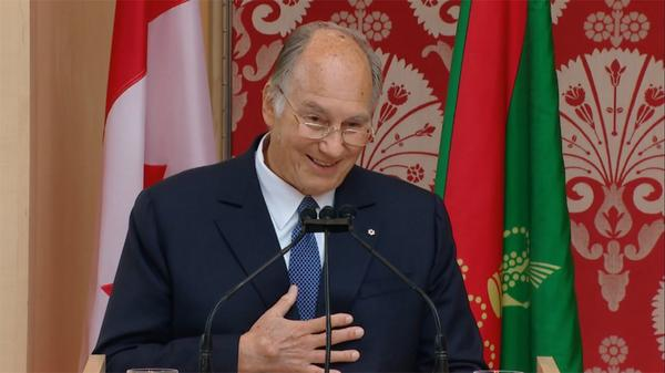 """Yes! We are a community that welcomes the smile,"" His Highness Prince Karim Aga Khan shares this sentiment as part of his message of friendship during the inauguration of the Ismaili Centre, Toronto and the Aga Khan Museum. (Image: The Ismaili) <br> Click the image to learn more >>"