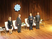 Opening Ceremony of the Aga Khan Museum