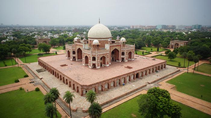 DYI - AKTC Project - Humayun Tomb Gardens