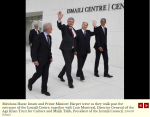 TheIsmaili.org Gallery: Opening of the Ismaili Centre, Toronto