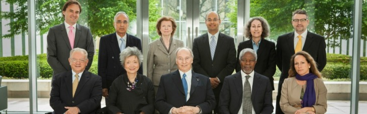 Global Centre of Pluralism: Board of Directors