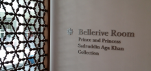 IM-Bellerive Room - Prince and Princess Sadruddin Aga Khan Collection