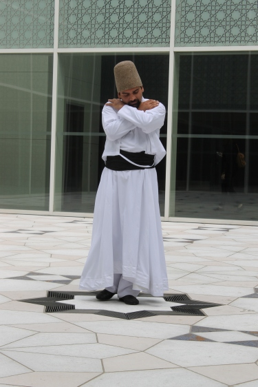 Whirling dervish (Ismailimail/AM)