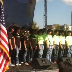 National Anthem Choir