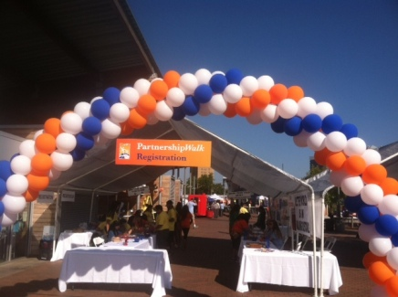 Birmingham Partnership Walk all set to welcome the crowds