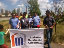Numerous Corporate Sponsors Supporting Birmingham, Alabama's PartnershipsInAction Walk 2014
