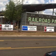Numerous Corporate Sponsors Supporting Birmingham, Alabama's PartnershipsInAction Walk 2014