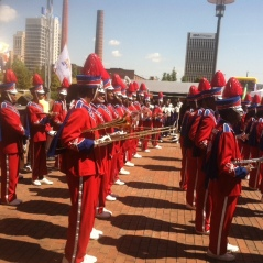 Birmingham Partnership Walk Opening Ceremonies