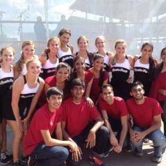Tashan Dance Group assimilates with Spain Park High School dance team!