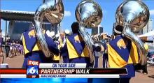 Aga Khan Foundation USA's Partnership Walk held at Railroad Park in Birmingham, Alabama
