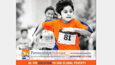 Celebration: Aga Khan Foundation's PartnershipsInAction Atlanta Team invites you to their 2014 Entertainment lineup for September 14th, 2014 Walk and Run