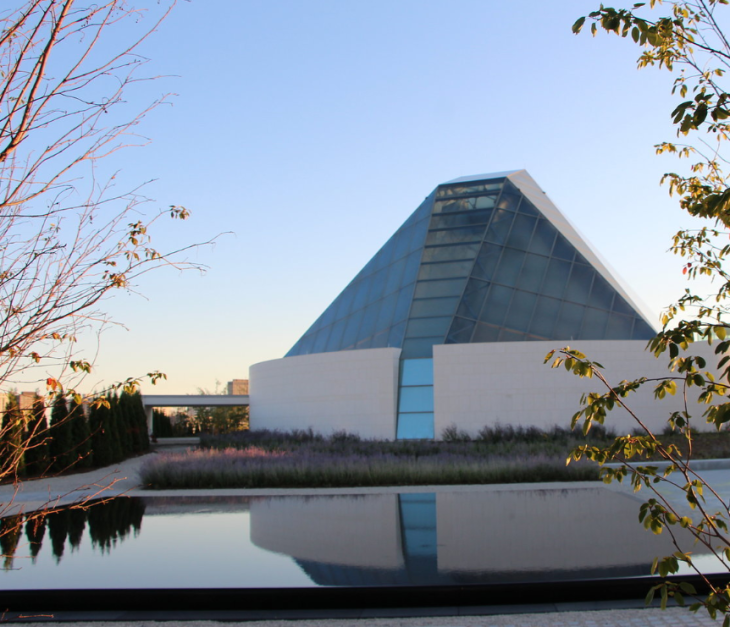Salim Nensi - Ismaili Centre, Toronto - Reflection