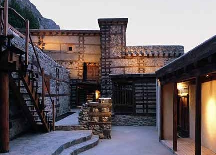 Shigar Fort Palace