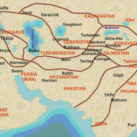 The Silk Road - Medieval World Wide Web