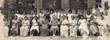 1960 Teachers of HH The Aga Khan's Girls School - Dar es Salaam