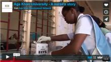 Aga Khan University – A nurse's story