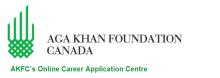 Aga Khan Foundation Canada's Online Career Application Centre