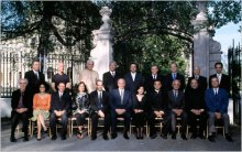 The Aga Khan Award for Architecture 9th Award Cycle Steering Committee Members (Photo: AKDN)