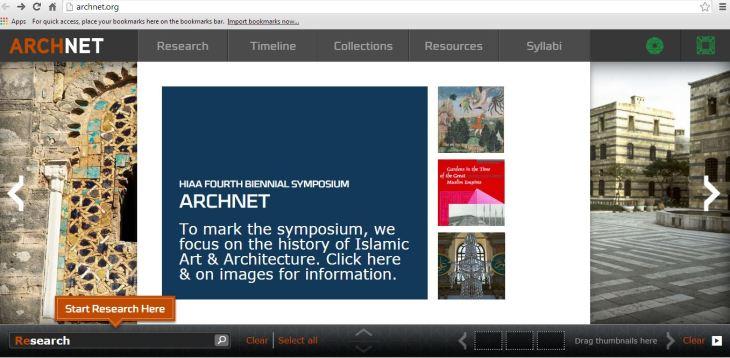 Archnet - HIAA - Fourth Biennial Symposium