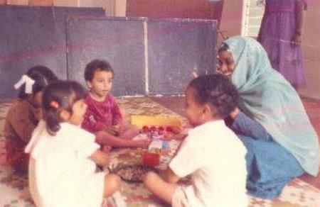 Obituary: Teacher and Mentor Bi Swafiya Salim Muhashamy Said of Mombasa helped launch AKF's Madrasa Project
