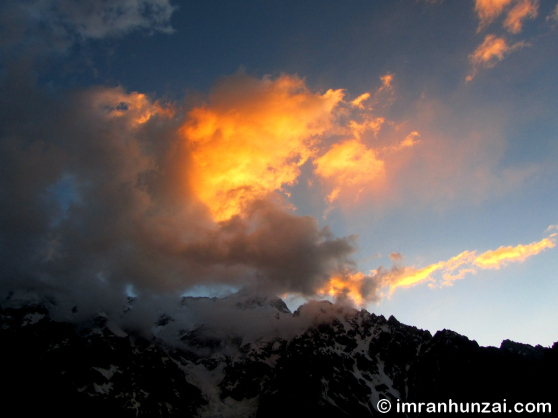 Imran Hunzai: Ecstasy on the top of Hunza Valley | The Hunza Valley