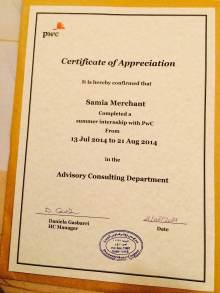 Samia Jalal Merchant - Highly motivated first year undergraduate student from Emory University