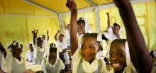 Government of Canada announces initiatives to mark the International Day of the Girl Child 2014